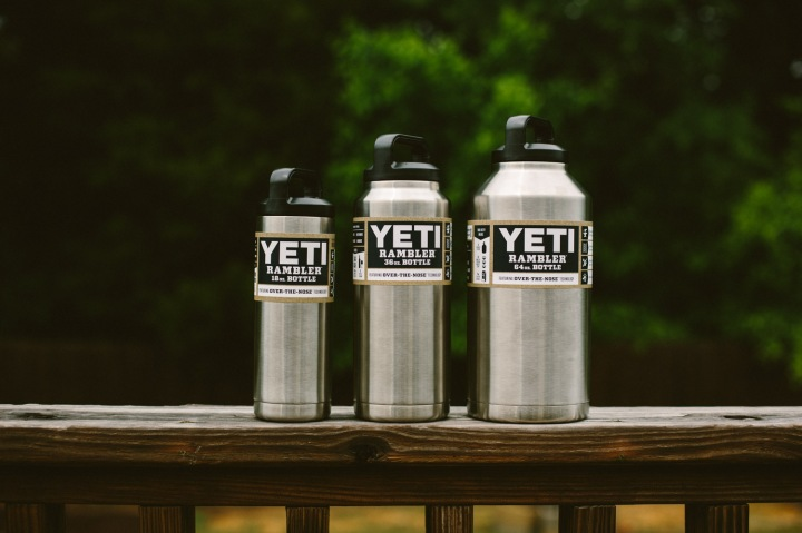 Yeti Coolers Rambler Bottle Review Black Island Outdoors